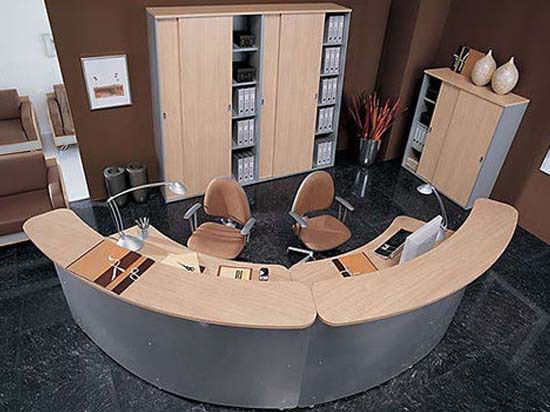 Офисная мебель как инструмент для повышения производительности труда