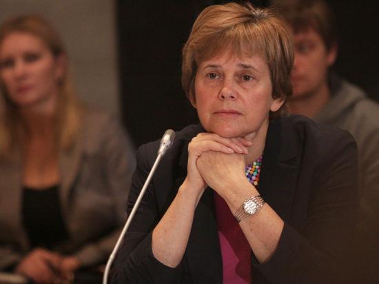 Ирина Прохорова не одобрила присоединение Крыма к РФ без референдума в России