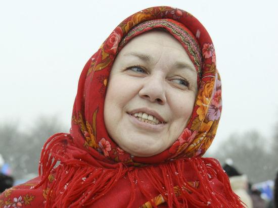 Россия — женская душа