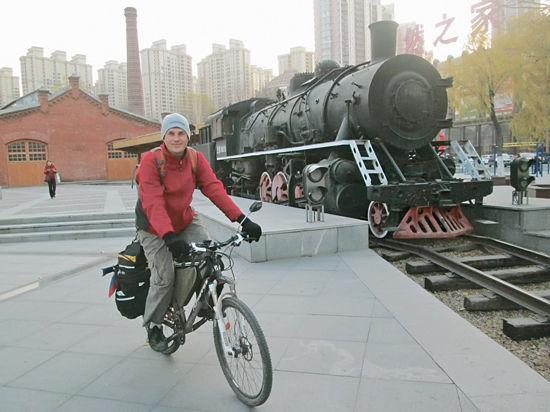 В Китай на велосипеде