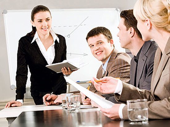 Начинающие бизнесмены перепоручают свои проблемы другим