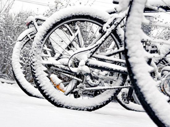 Где в Москве покататься на велосипедах зимой