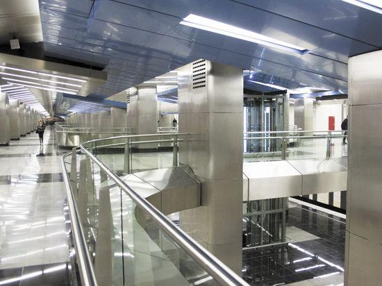 Открылись две новые станции метро