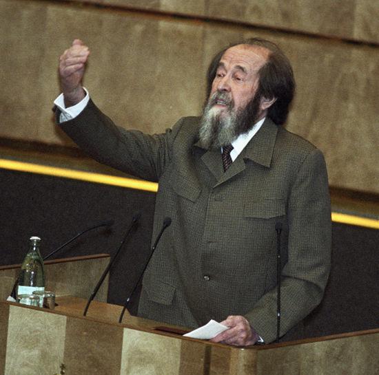 Тольяттинцы выступают против памятника Солженицыну
