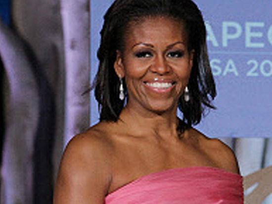 Первая леди Америки отметила 50-летие