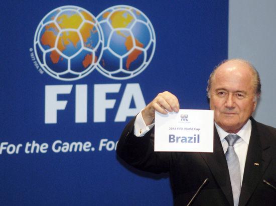 Последнее слово ФИФА: ЧМ-2014 пройдет в Бразилии