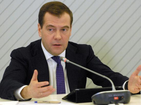 Инициатива Медведева по введению энергопайков провалилась