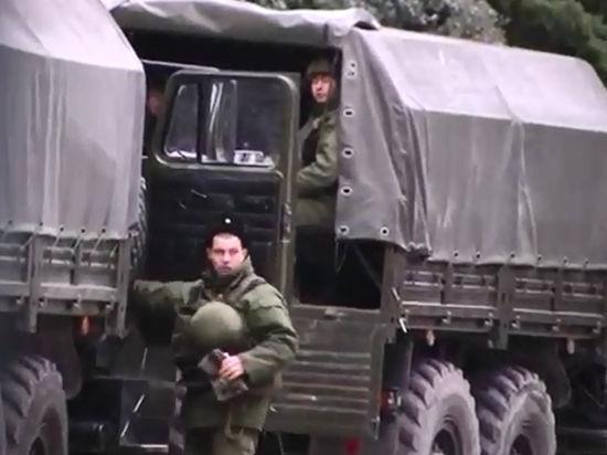 Армия РФ усиленно к чему-то готовится рядом с Украиной