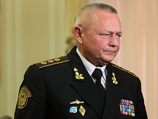 Спасти Тенюха могли лишь масштабные бои в Крыму