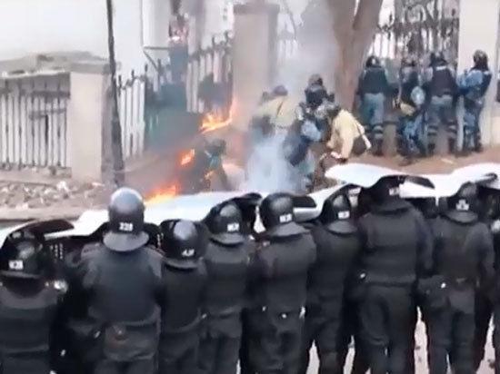 В деле о расстреле двоих полицейских  в Москве обнаружились следы «Беркута»