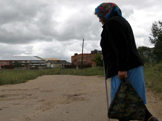 Стариков свозят в огромные дома престарелых на скорую смерть