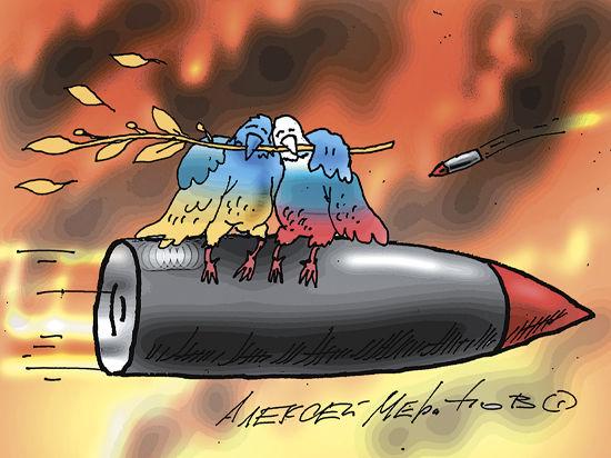 Россия и Украина объединяются
