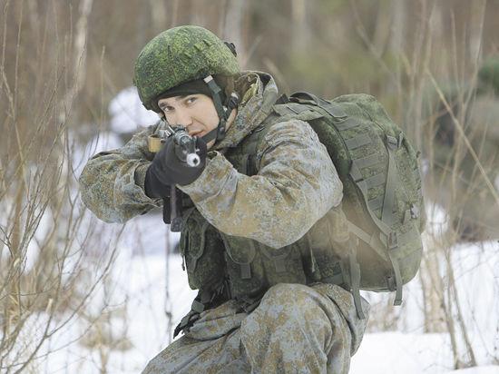 Экипировку солдат будущего испытали  на полигоне в Алабино