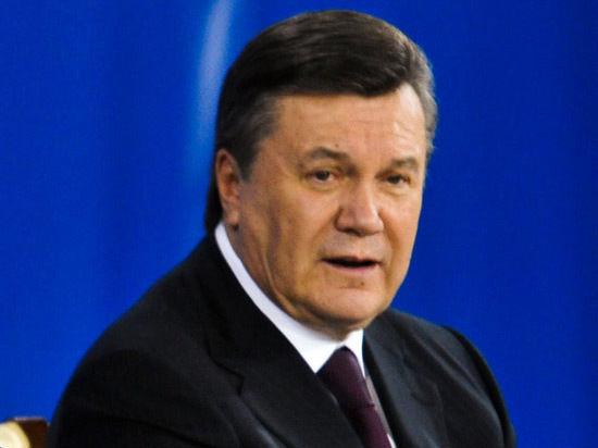 По неофициальной информации Янукович госпитализирован в Москве