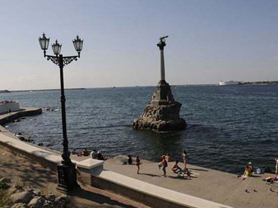 Крымские достопримечательности зависли между Украиной и Россией