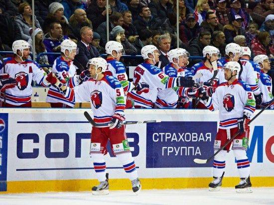Финал Кубка Гагарина: «Лев» разгромил «Металлург»