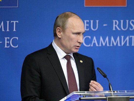 Путин о ситуации на Украине: «Когда паны дерутся, у холопов чубы трещат»