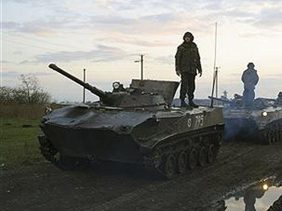 Донбасс ждет штурма с оптимизмом