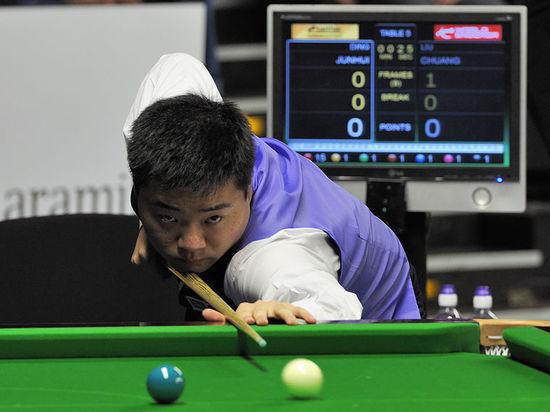 Дин выиграл China Open