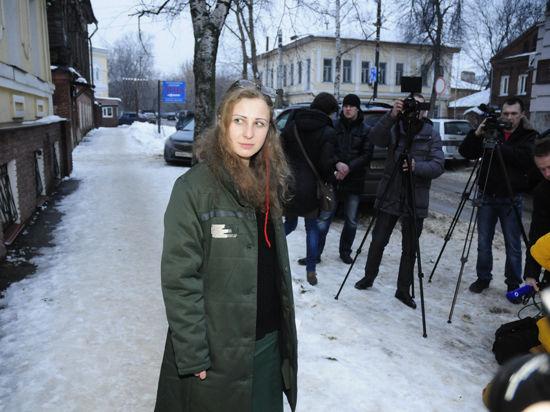 Мария Алехина: «Им поскорее хотелось от меня избавиться»