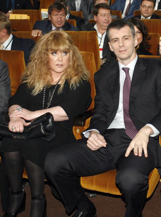 Прохоров и Пугачева возьмутся за МИД