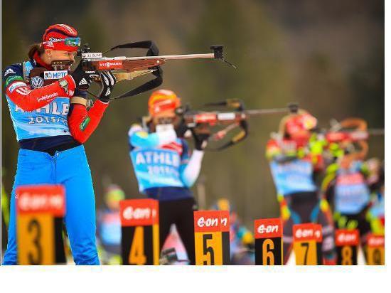 Сборная России выиграла «золото» с красным флажком