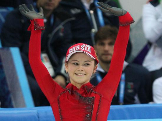 Юлия Липницкая: