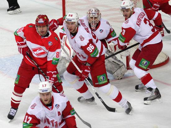 Клубы КХЛ не будут участвовать в новой хоккейной Лиге чемпионов