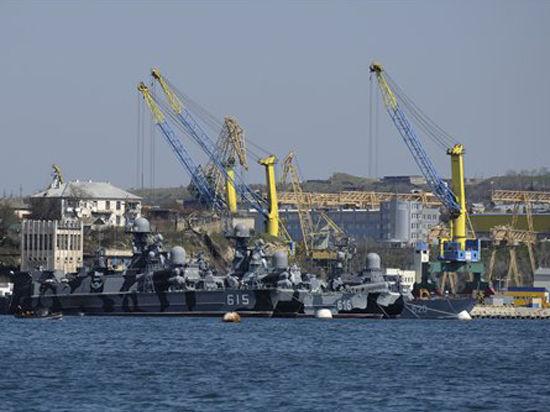 Собирается ли заходить в черноморские порты американский эсминец Donald Cook?