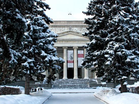 Шедевры Пушкинского музея чудом избежали радиации