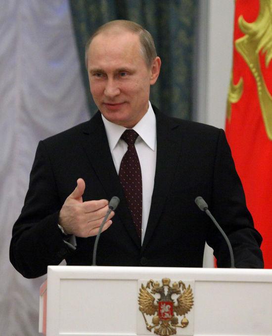 Экстренное послание Владимира Путина Федеральному собранию. Онлайн-трансляция