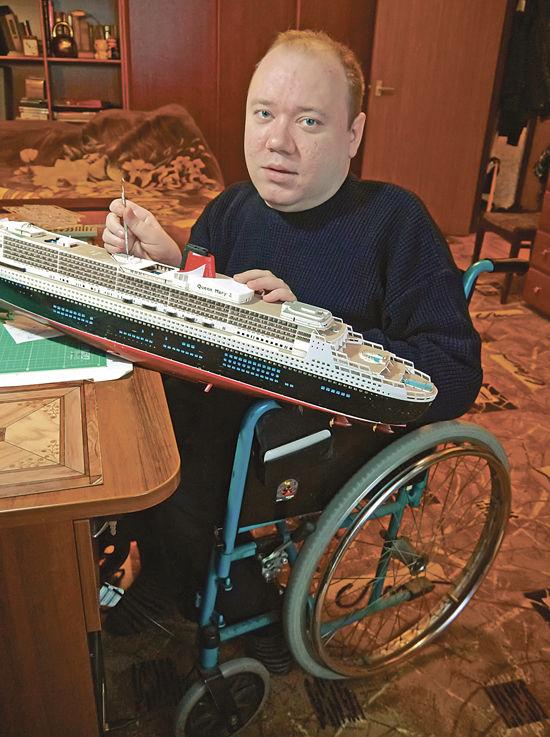 Инвалида выселяют из мести?