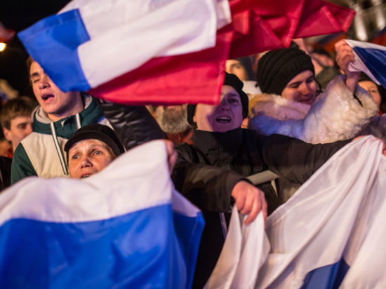 МИД Украины: Русские в Крыму это диаспора, они не имеют права на самоопределение