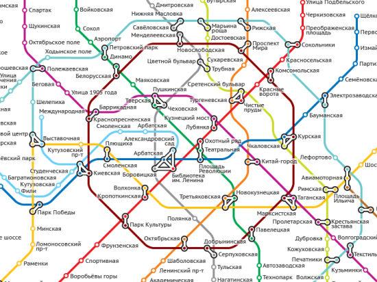 метро до 2020 года