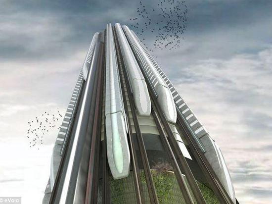 Первое в мире вертикальное метро скоро может появиться в Лондоне и Нью-Йорке