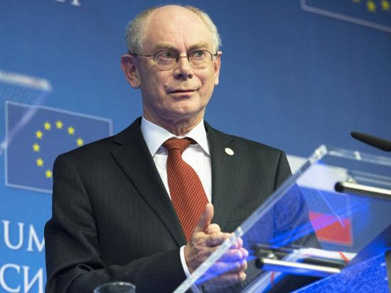 Главу Евросовета ван Ромпея не пустили в Москву