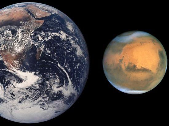 По пути к Марсу человеческое сердце превращается в шар и он может умереть
