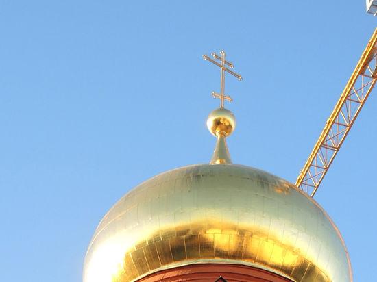 В новом храме можно будет укрепить нетолько дух, нои тело