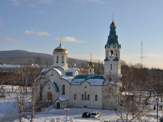 Храм в Южно-Сахалинске, где произошла стрельба, плохо охранялся