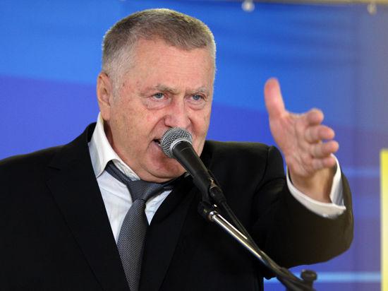 СПЧ: лишить Жириновского неприкосновенности и наказать по двум статьям