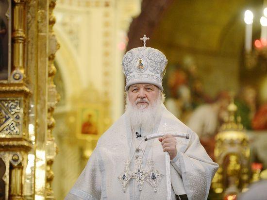 Патриарх Кирилл в преддверии Рождества обратился к православным верующим