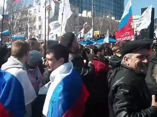Госдеп США: Акции протеста на востоке Украины подготовлены и финансово поддержаны Россией