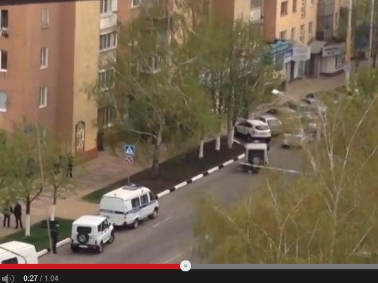 Александр Вдовин, захвативший заложников в банке, сдался