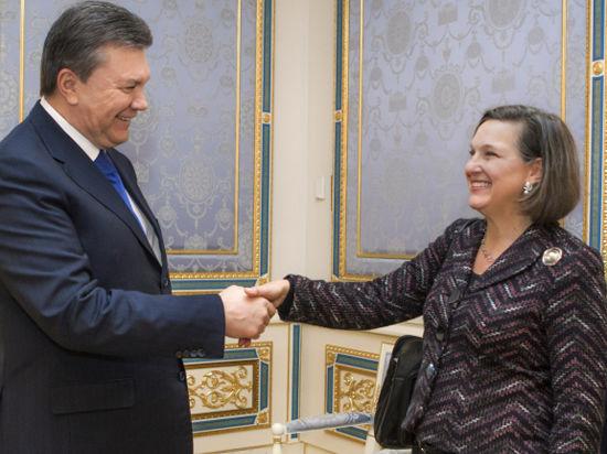 Виктория Нуланд как воланд всея Украины
