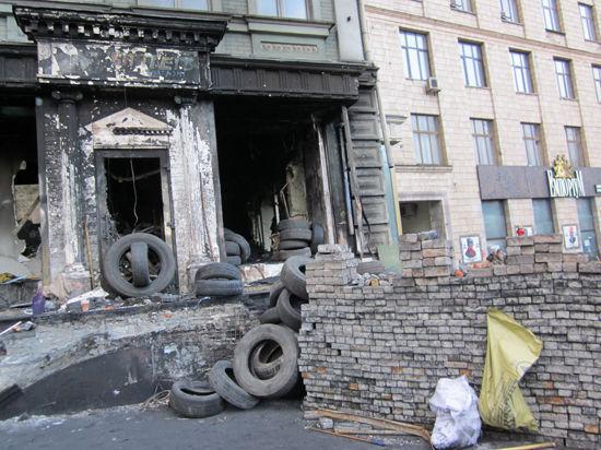 События на Украине: шахматная партия через океан
