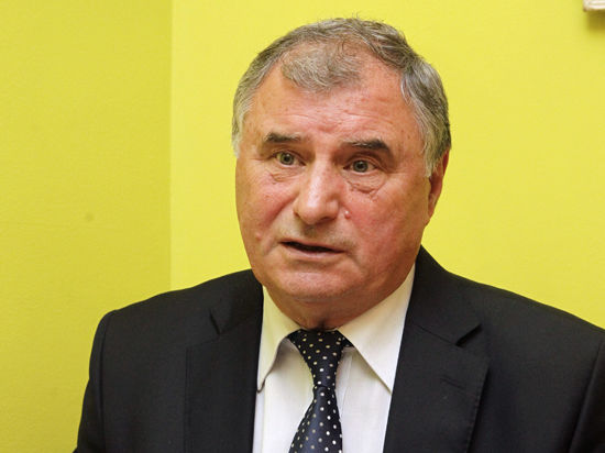 Анатолий Бышовец: