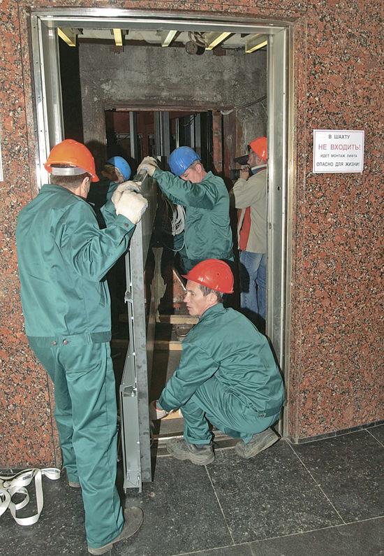 7500 лифтов за 2 года отремонтируют в Подмосковье