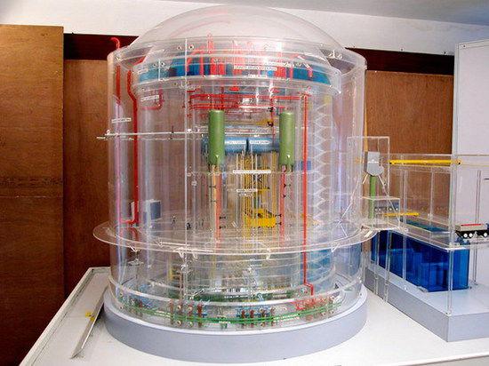 Индия разработала первый в истории ториевый ядерный реактор