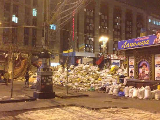 Украинская оппозиция и монтер Мечников: «Утром — амнистия, вечером - здания»