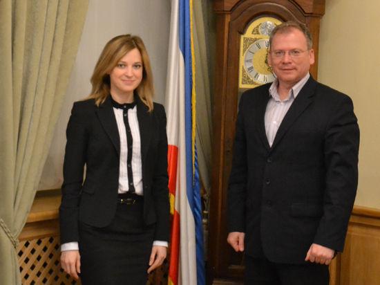 Прокурору Наталье Поклонской подделали Твиттер